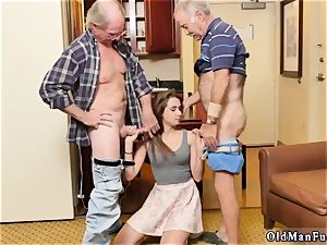 senior fashioned and dad friend companion ravage crony s daughter first-ever, always take the