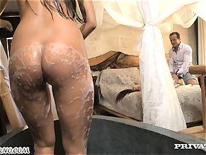 anal invasion hook-up gimp Mira Sunset & Sharon Lee