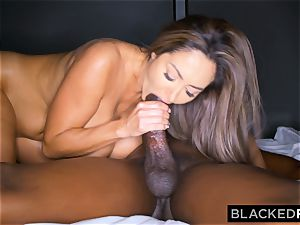 BLACKEDRAW Ava Addams Is drilling bbc And Sending photos To Her husband