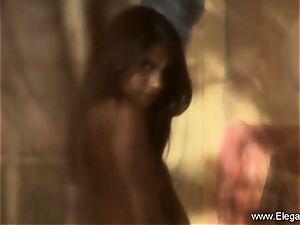 Bollywood Stripteasing Dancer