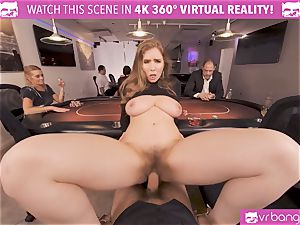 VRBangers.com-Busty babe is fucking firm in this agent