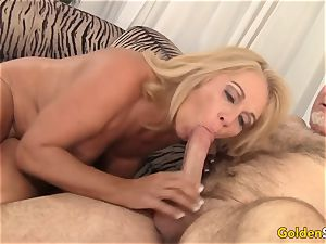 sumptuous and mature Crystal Taylor xxx