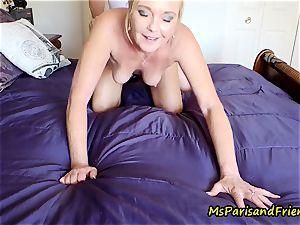 teacher Paris trains the virgin Part 2