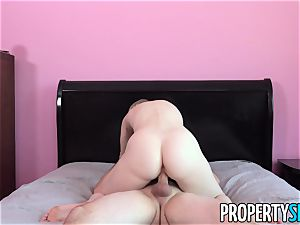 PropertySex Lily Rader Does fuck-fest Favors to Landlord