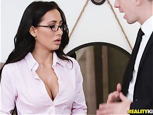Amia Miley - My step-dad knows nicer than you mommy
