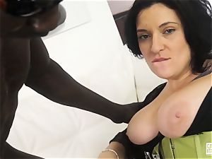 audition ALLA ITALIANA - hot buttfuck audition with bbw