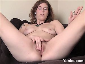 yanks hotty Teal luvs Her clit