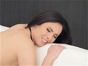 Casey Calvert and Jenna Sativa g/g gash tribbing rigid