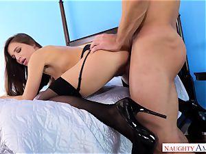 Lana Rhoades threesome - Cheats