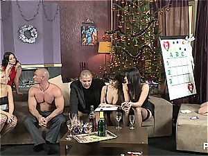 The fucky-fucky Game before Christmas scene 1