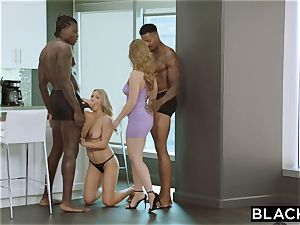 BLACKED My hottest friend presented me to bbc
