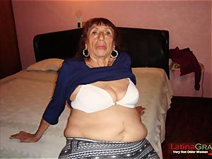 LatinaGrannY super hot Spanish granny women Slideshow