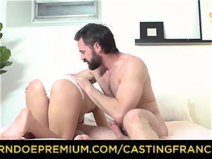 casting FRANCAIS - fledgling beauty torn up and jizz covered