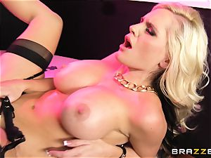 Vanessa cell and Alena Croft fabulous display honies