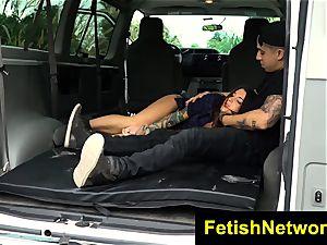 HelplessTeens Felicity Feline abased