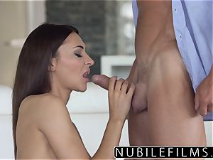 NubileFilms - sensual screw With chubby culo stunner