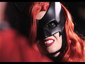 Justice League hard-core part five - Hero hookup with Romi Rain