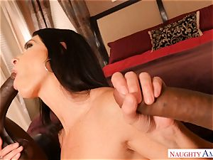 India Summers three-way game