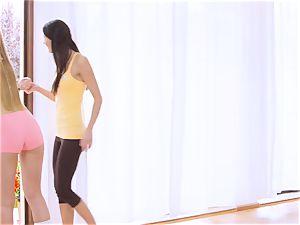 fitness rooms super hot yoga educators cord on tear up lil' teenage