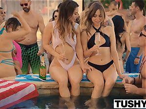 TUSHY Eva Lovia's anal venture 2