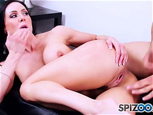 insane wife Kendra passion tempts another boy