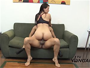 Tu Venganza - revenge smash with insane huge-boobed Latina