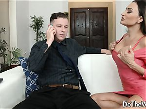 fellow humps wife While Cuck husband witnesses