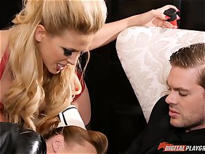 cunny striking the naughty intercourse victim maid Britney Amber