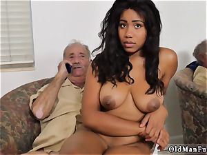 senior and college gal internal ejaculation mommy gonzo Glenn concludes the job!