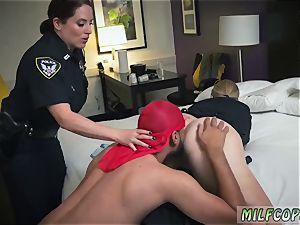 nice spunk face first-timer Noise Complaints make dirty mega-slut cops like me humid for thick black