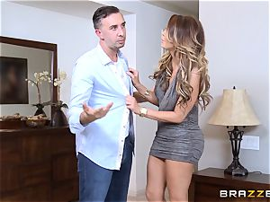 Nikki nine has nasty fuck-a-thon at a soiree