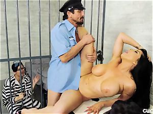 Romi Rain - My hubby should know how to pummel a real dudes