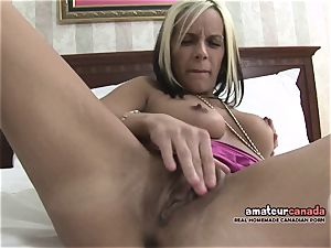 lean french Canadian honey homemade pornography fingers poon