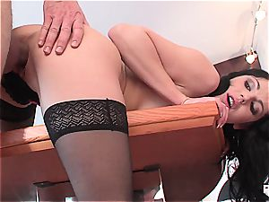 Quickie in the meeting room